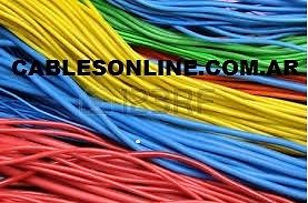 CABLES UNIPOLARES, cablesonline.com.ar somos fabricantes