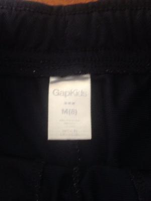 Pantalon Niño Gap Talle 8 Importado