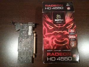 Placa De Video Xfx Ati Radeon HD455 Usada La Plata