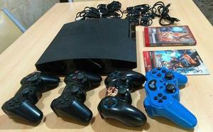 PlayStationgb Con 4 Joystick Y Cables