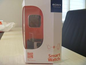 Smart Watch 1 Sony Impecable Casi Sin Uso!!!