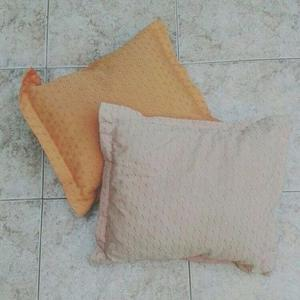 almohadones se venden juntos o separados