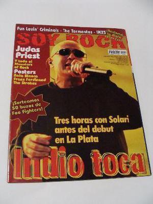 indio solari - soy rock revista