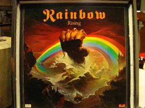 "rainbow ""rainbow rising"" vinyl UK"
