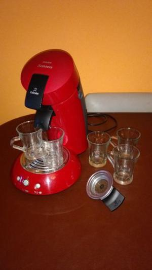 Cafetera Express Philips Senseo