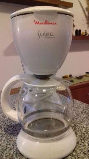 Cafetera de filtro Moulinex Solea