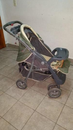 Carro Cochecito Cuna De Bebé Priori
