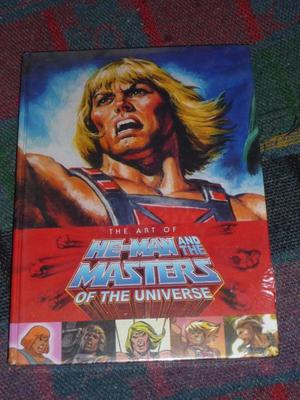 Libro The Art Of He-man And The Masters Of The Universe.