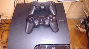 Vendo Playstation 3 Con Juegos Digitales