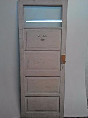Puertas y ventanas de madera tucum n posot class for Puertas balcon usadas