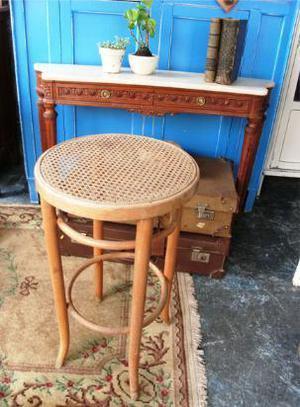 Sillas thonet madera haya esterilla natural posot class for Lanin muebles
