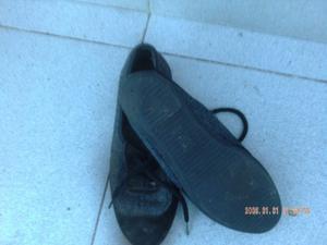 comodisima zapatilla con cordones numero 36