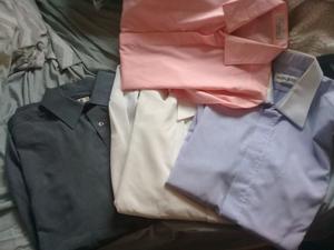 lote de ropa 9 prendas, liquido todo junto..