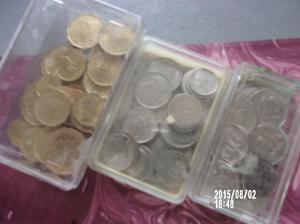 monedas antiguas lote x .-