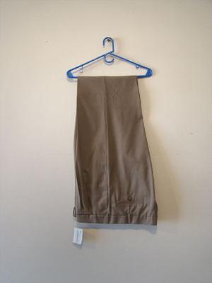 pantalón de vestir fabrizzi talle 48 con etiqueta original