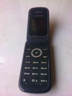 vendo celular Samsung liberado con cargador