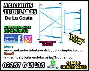 ANDAMIOS TUBULARES DE LA COSTA