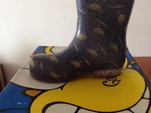 Botas de lluvia Gaturro nuevas!!