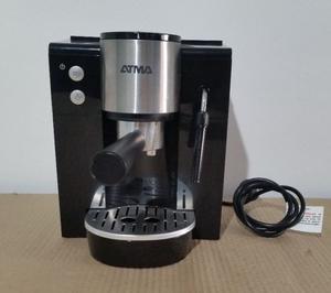 Cafetera Express Nueva Atma Caxe Dos Tazas pico vapor