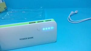 Cargador Portatil Universal Power Bank mah Led