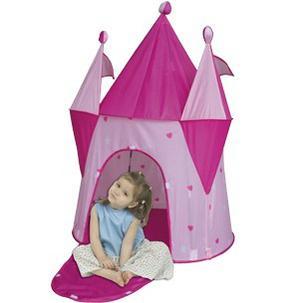 Carpa Infantil Mod Casa De Los Sueños Castillo Iplay