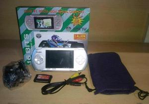Consola portátil Alíen con  juegos