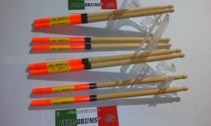 "FULL-DRUMS® Diseños EXCLUSIVOS. Baquetas ""Special Grip®"""