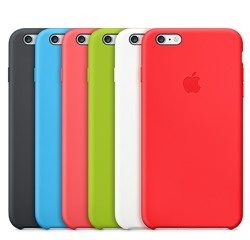 Funda apple silicona silicone case para iphone 6s Posot Class