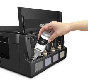 Impresora Epson EcoTank L395 con sistema continuo de fabrica