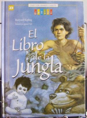 Libro De La Jungla, Colección Genios