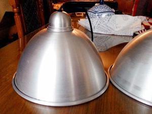 Lámpara Aluminio Tipo Industrial Galponera (la Plata)