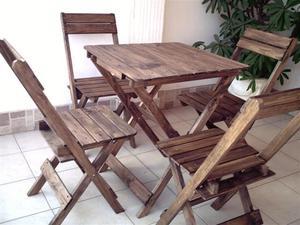 Antigua sillas estilo campo posot class for Bar de madera estilo campo