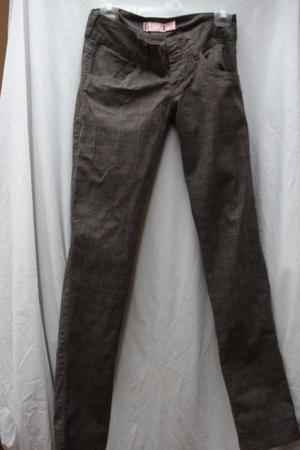 Pantalón cuadrillé By Deep talle 36