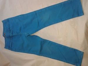Pantalon tommy hilfiger azul talle 4 usado 1 vez hermoso
