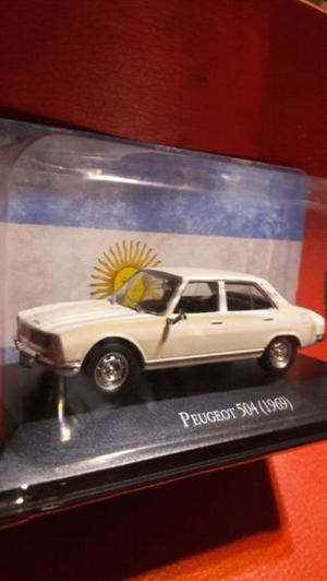 Peugeot 504 coleccion autos argentinos