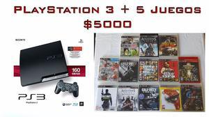 PlayStation GB + Juegos. IMPECABLE ESTADO!! Hay