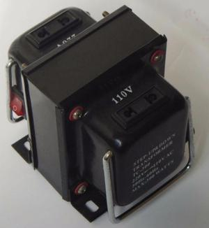 Transformador 220 v a 110 v potencia 100 va