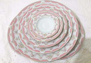 Vajilla tsuji capital federal y gba posot class - Vajilla de porcelana ...