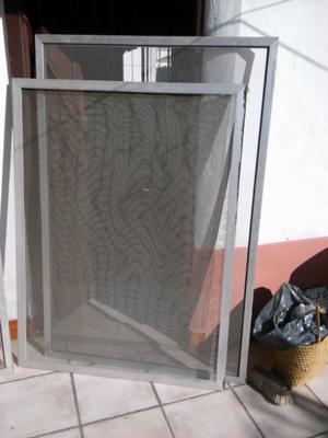 Vendo 3 mosquiteros para ventana