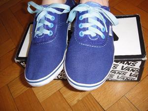 Zapatillas Vans de mujer talle