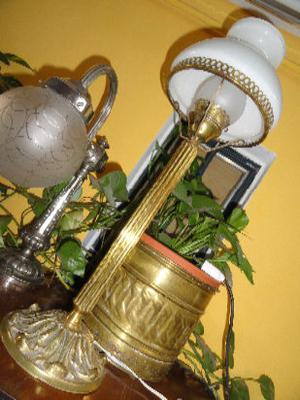 antiguo quinque de bronce