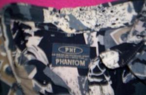 camisa hombre 42 imp seda phatom (mang larg) sin uso$500