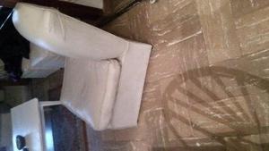 juego de sillones en eco-cuero