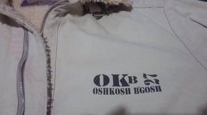 Campera T: XL con corderito Osh Kosh