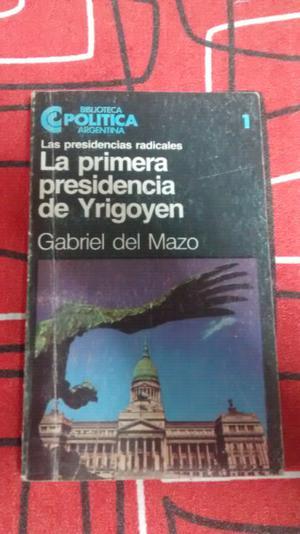 Coleccion Poltica Argentina (150 libros)