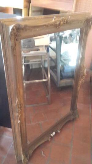 Espejo antiguo a reparar
