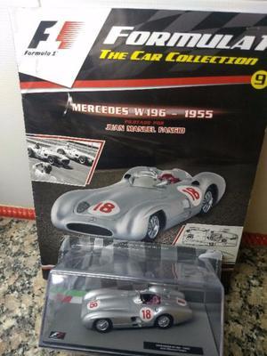 Fangio Mercedes Benz F1 Salvat Nm #09