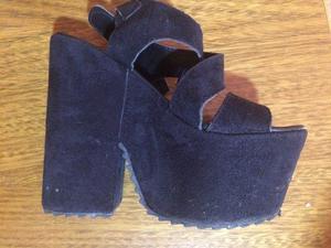 Hermosos zapatos para salir NEGROS!