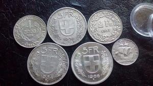 Lote de monedas de plata. Mas de 70 Gramos de PLATA!!!