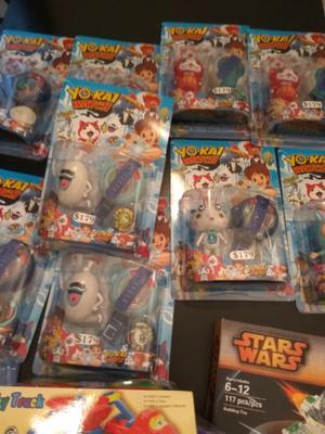 Muñecos Yo Cai Watch $179 y muchas ofertas mas